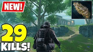 *NEW* FIRST LOOK AT THE ALCATRAZ MAP IN CALL OF DUTY MOBILE BATTLE ROYALE!