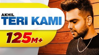 Teri Kami (Full Song) | Akhil | Latest Punjabi Song 2016 | Speed Records