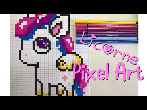 Handmade Pixel Art Unicorn Boy How To Draw Kawaii By Garbi Kw
