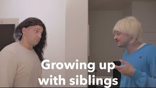 Growing up with siblings | PatD Lucky