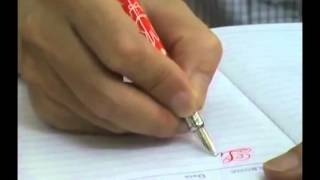 [Video] Hướng Dẫn Sử Dụng Viết, Cách Cầm Bút