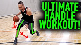 8 MUST Have At Home Ball Handling Drills | Ultimate Handles Workout