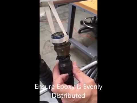 Potting Mil-Spec Cable Assemblies By Carr Manufacturing Company