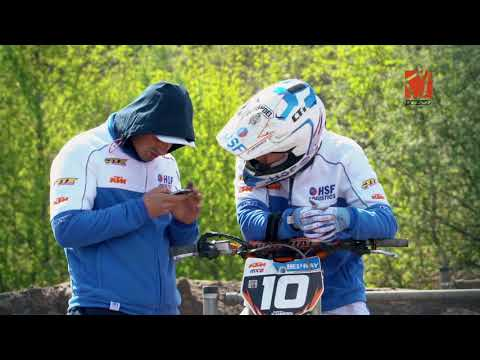 HSF Motorsports trainer talk with Augusts Justs
