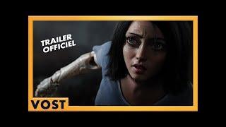 Alita : battle angel :  bande-annonce 1 VOST