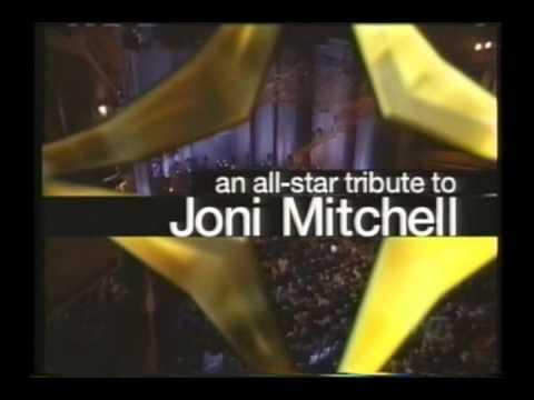 All Star Tribute to Joni Mitchell -  Lifetime Award Concert TNT (4-16-2000)