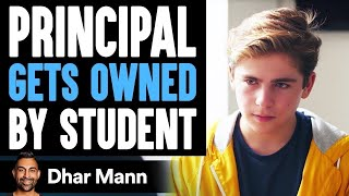 Principal Scolds This Student What Happens Next Is So Shocking   Dhar Mann