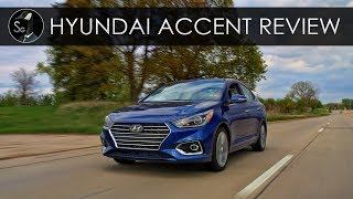 Review   2018 Hyundai Accent   Small Cars Still Matter