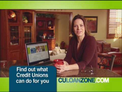 CU Loan Zone TV Spot
