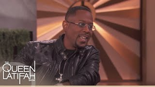 Martin Lawrence Crosses The Line   The Queen Latifah Show