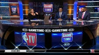 GameTime - Lakers vs Nuggets Postgame Talk | November 27, 2018
