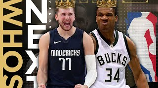 Who Is the Next Face of the NBA?
