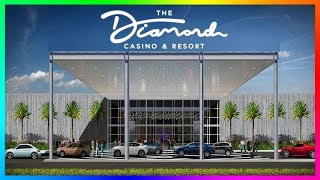 GTA 5 Online Casino DLC Update - HUGE NEWS! Owning The Diamond Resort, Release Date Details & MORE!