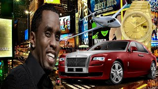 10 EXPENSIVE THINGS OWNED BY P DIDDY 2017