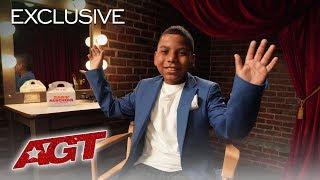 Dunkin' Presents AGT Golden Buzzer Reactions: Tyler Butler-Figueroa - America's Got Talent 2019