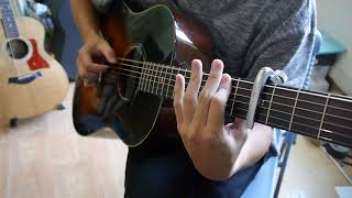 韋仲恩(Yio) - Twinkle twinkle little star [fingerstyle guitar] (Arranged by Nick Pan)