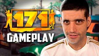 171, o GTA BRASILEIRO - Gameplay EXCLUSIVO, polícia, MUNDO ABERTO e mais