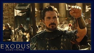 Exodus : gods and kings :  teaser VOST