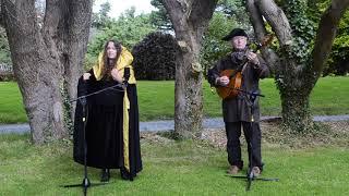 Eve Telford ,  Folk Singer  - The Garden