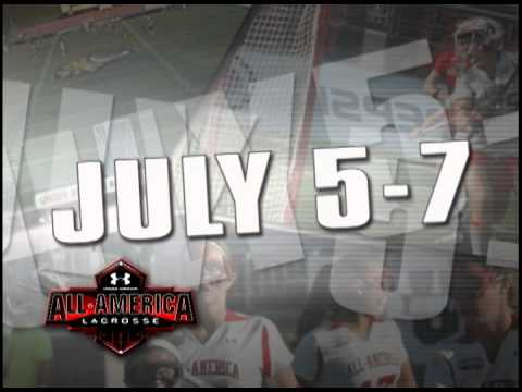 Under Armour All-America Lacrosse Classic :30 - 2013
