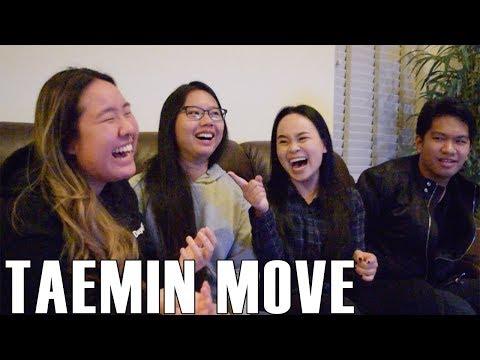Taemin (태민)- MOVE (Reaction Video)