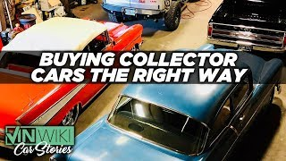 Passion to Profits: Buying Collector Cars the Right Way