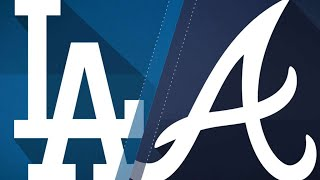 Machado, Hill lead Dodgers to 8-2 victory: 7/26/18