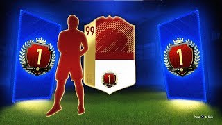 1ST IN THE WORLD TOTS FUT CHAMPS REWARDS! - FIFA 18 Ultimate Team
