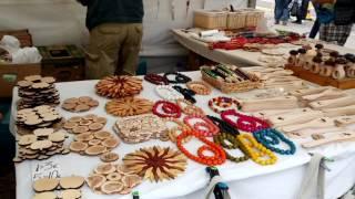 Chợ trái cây ở phần lan. - Market in Finland