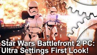 Star Wars Battlefront 2 - PC Ultra Settings
