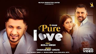 Pure Love (Terey Layi Jitt) – G Khan