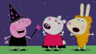 Peppa Pig Full Episodes   Peppa Pig's Halloween Trick or Treat!