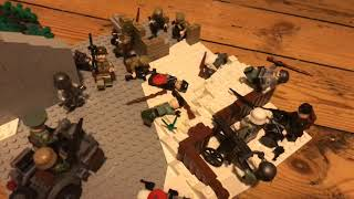 Lego WW2 moc war on the eastern front