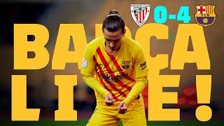THE FINAL IS HERE!!  BARÇA LIVE: COPA DEL REY FINAL ATHLETIC BILBAO - BARÇA | Warm up & Match Center
