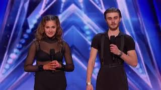 America's Got Talent 2021 Erik and Shelly Linder Performance Auditions Week 8 S16E08