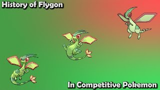 How GOOD was Flygon ACTUALLY? - History of Flygon in Competitive Pokemon (Gens 3-7)
