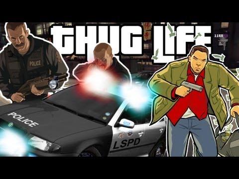 GTA Thug Life #4 - CHINATOWN TAKE OVER! - YouTube