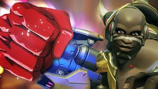Doomfist On Drugs