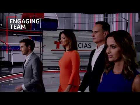Telemundo News Sizzle – Upfront 2019