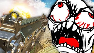 BEST CALL OF DUTY GUN GAME TROLLING! #3