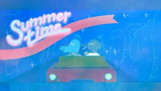 cinnamons × evening cinema - summertime (Official Music Video)