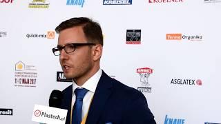 Wywiad z Kamilem Kiejną - Prezesem Polskiego Stowarzyszenia Producentów Styropianu