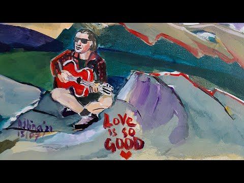 """Игор Џамбазов со нова песна инспирирана од неговата сакана Илина - """"Love is So Good (многу ми е премалку...)"""""""