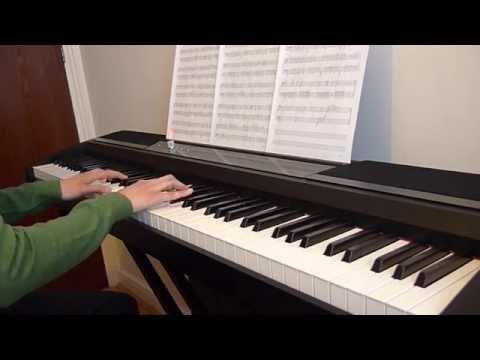 Mayday五月天【如煙】鋼琴版 piano by CHM