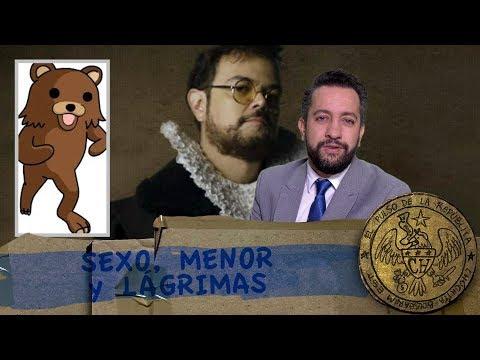 SEXO, MENOR Y LÁGRIMAS - EL PULSO DE LA REPÚBLICA