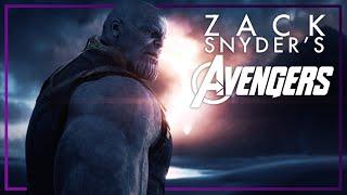 Zack Snyder's Avengers   Trailer Style