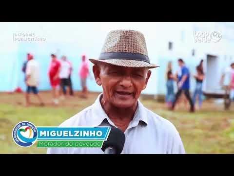 Os lagoverdenses não mediram esforços e, com a ajuda do prefeito Alex Almeida, arregaçaram as mangas e fizeram uma limpeza geral no posto de saúde do povoado Lago Limpo.