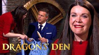 Combatting Depression Through The Resurgence of Knitting   Dragons' Den