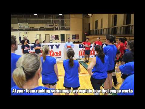 Big City Volleyball Open Scrimmage