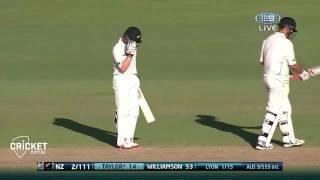 Classy batting by Kane Williamson